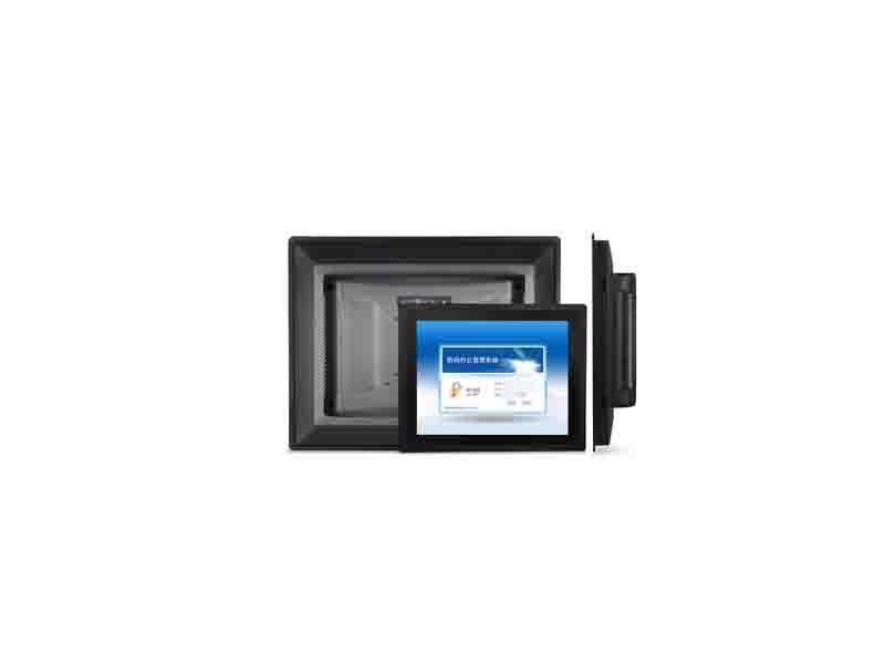 IP65 Waterproof Quad Core Wifi USB Waterproof Industrial 12 Inch Open Frame Touchscreen Panel PC