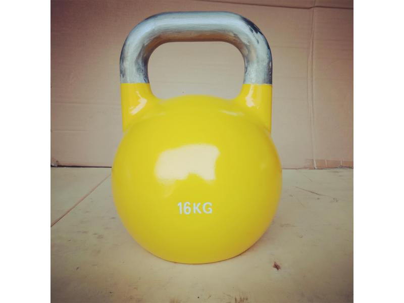 Rizhao Kettlebell Fitness PRO Grade Competition Steel Kettlebell