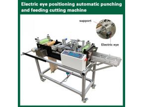 ELectric Eye Positioning Automatic Punching and Feeding Cutting Machine