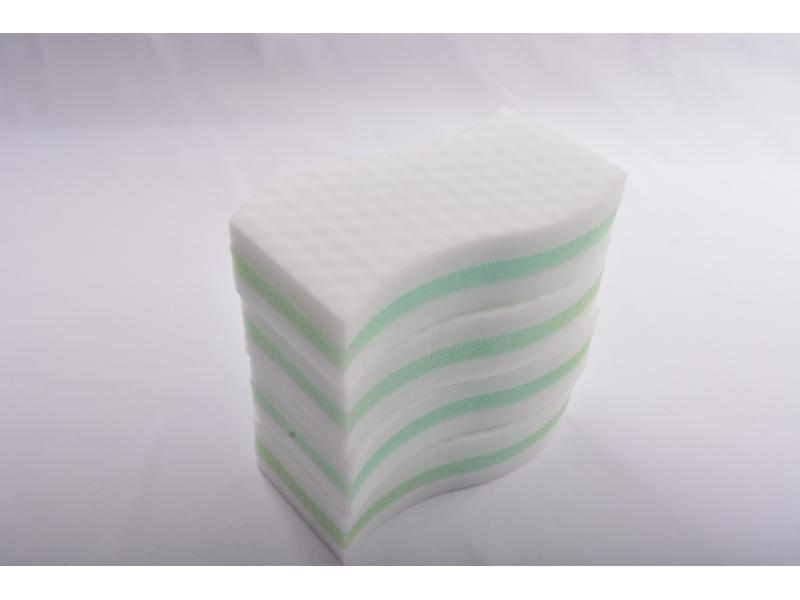 White Magic Sponge Composite with Other Material Sponge Cleaning Foam Sandwich