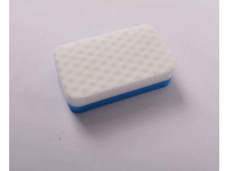 High Density Eraser Sponge White Magic Sponge and PU Foam Cleaning Eraser Foam