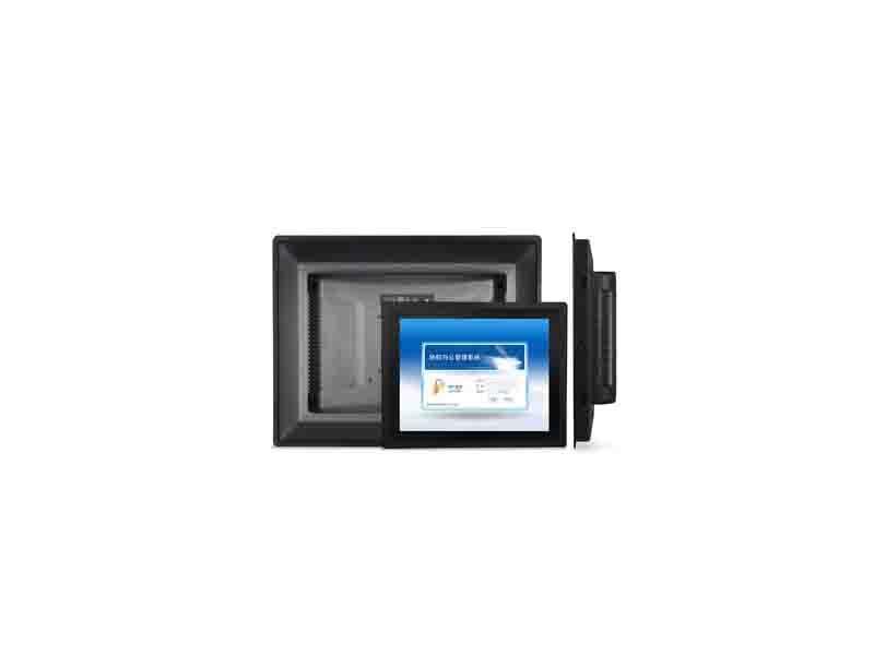 High Brightness Sunlight Readable 3MM Aluminum IP65 Waterproof Full Flat 21.5 Inch Touch Screen LCD