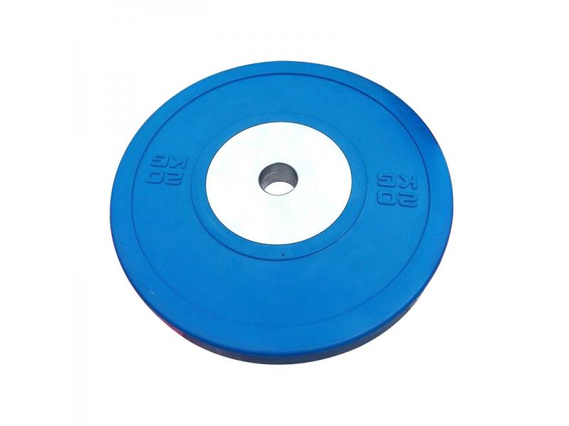 PRO-Grade Oly Competition Bumoer Weight Plate for Weightlifting