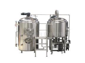 Brewing Equipment 500l Beer Making Machine