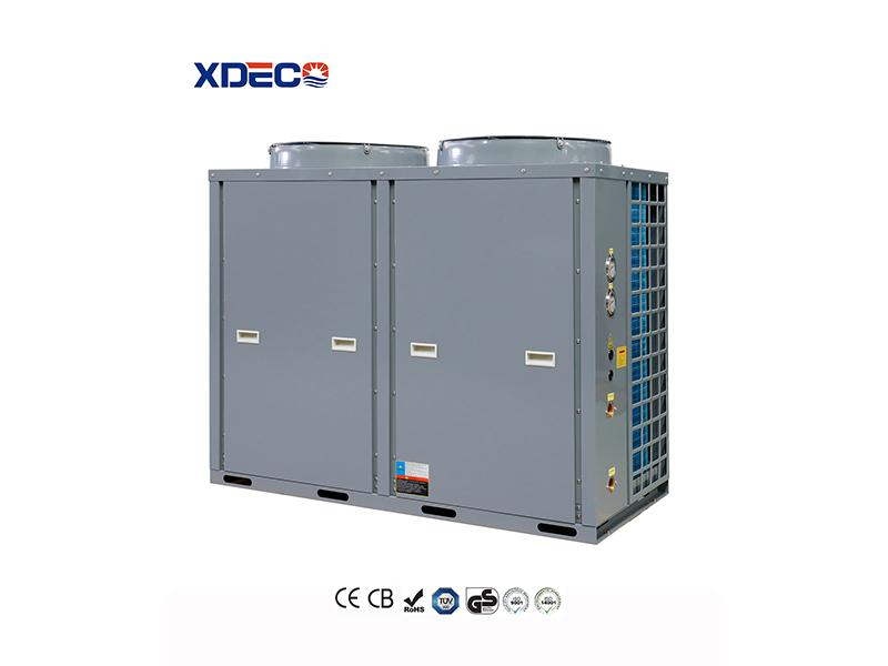 Commercial Air Source Heat Pump Hot Water Heater