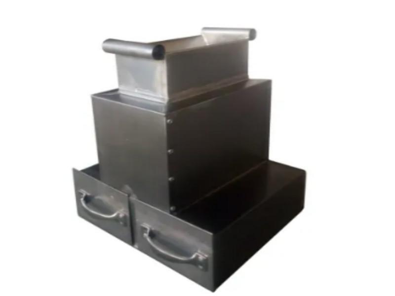 Laboratory Use Sealed Sample Riffle Divider for Sample Preparation Machine