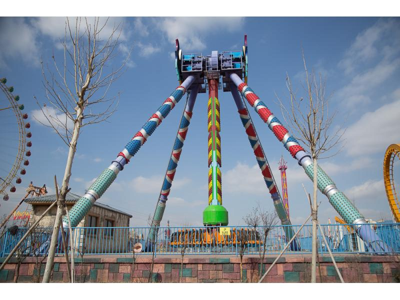 Amusement Attractions Thrill Ride Swing Hammer for Sale