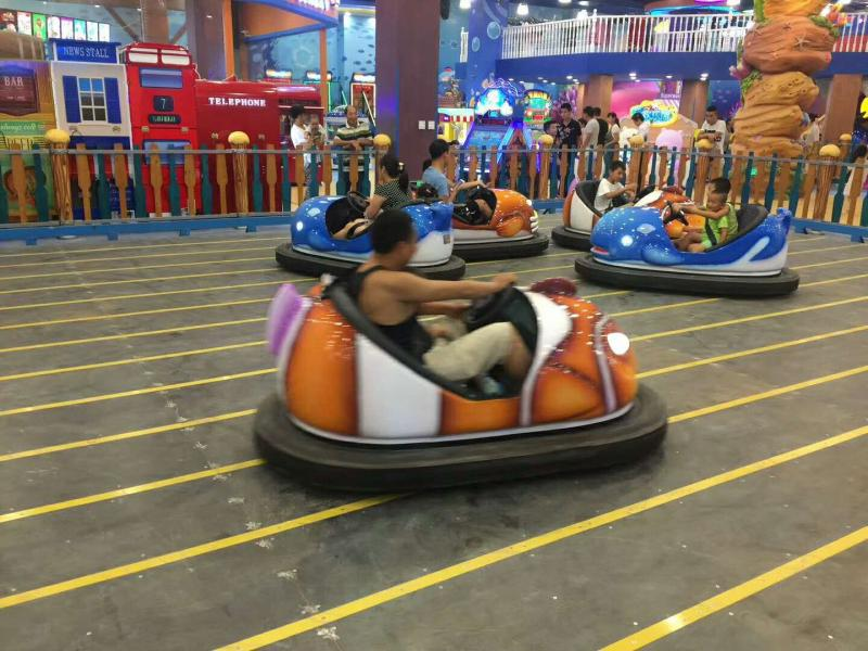 Amusement Park Rides Children Cars Electric Battery Bumper Cars for Sale