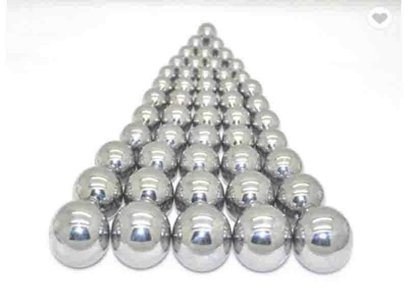 HRC58-66 3.96mm 4.76mm Chrome Steel Ball for Bearing