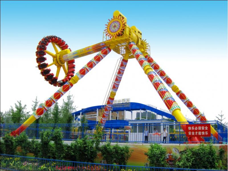 Outdoor Playground Pendulum Ride for Theme Parks