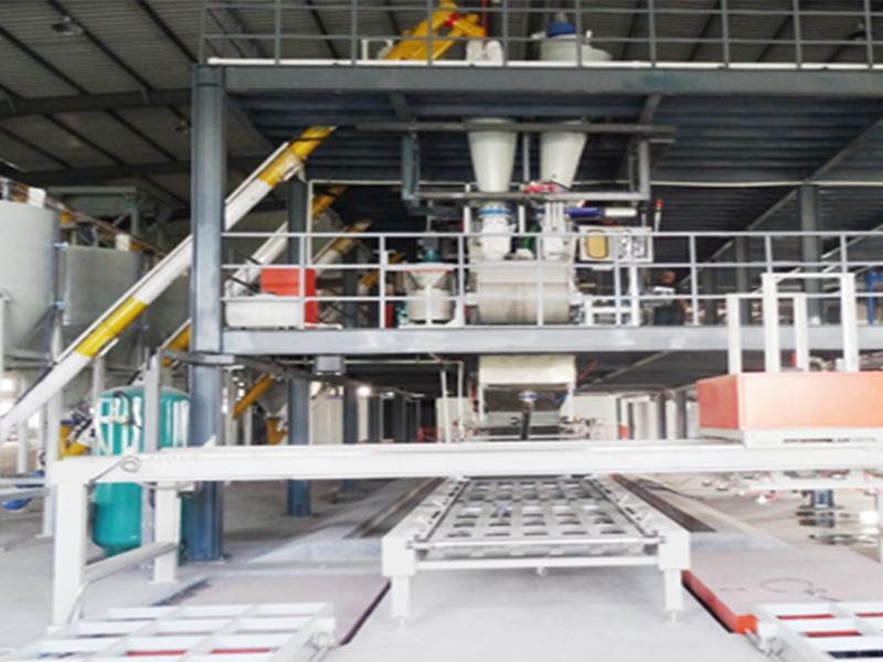 MGO Board Fiber Cement Board Making Machine
