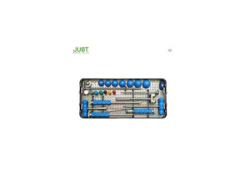 Orthopedics Aritificial Hip Joint Instrument Set with Best Price