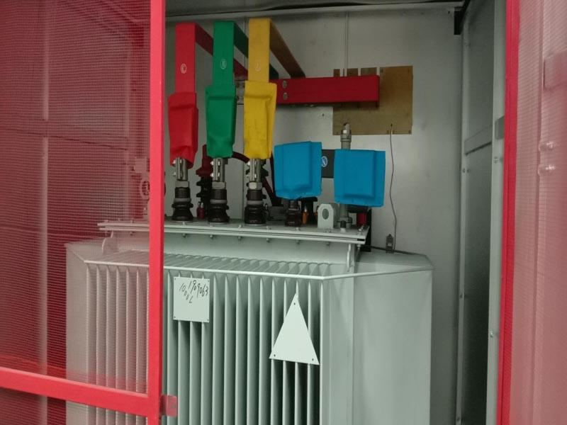 Anhui Zhongbian Transformer Co.,ltd