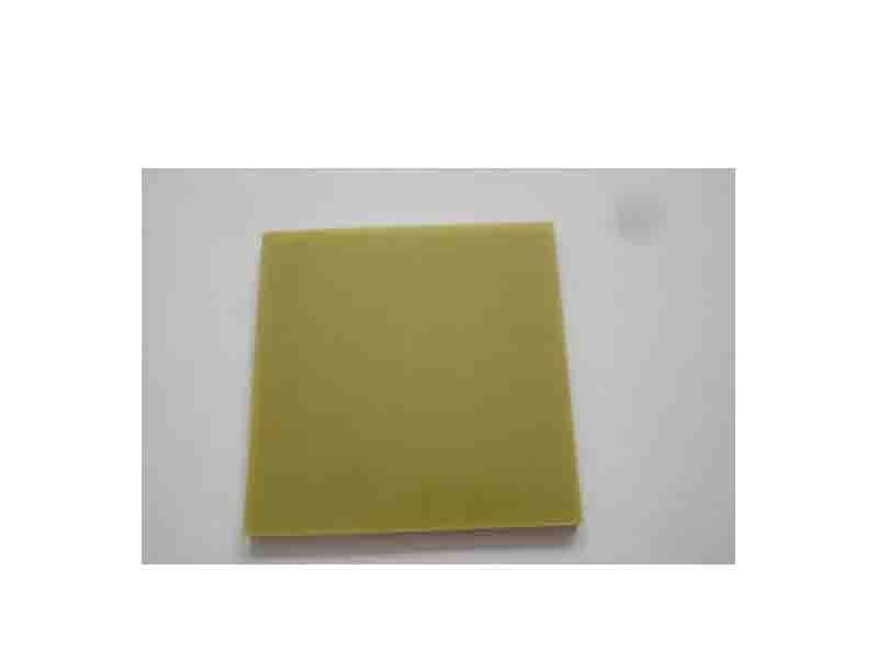 Green Color FR4/G10 Stef Epoxy Fiberglass Laminate Sheet / Fiberglass / G10 FR4 Board