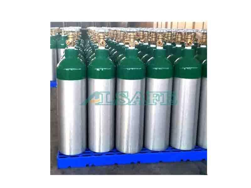 Factory Empty Aluminum Cylinder Pressure