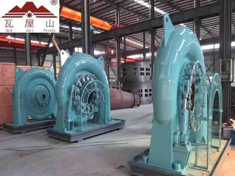 2 Mw Hydro Turbine Generation / Hydro Power Turbine