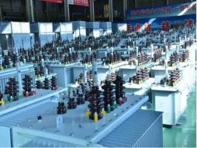 Three Phase Variable Transformer