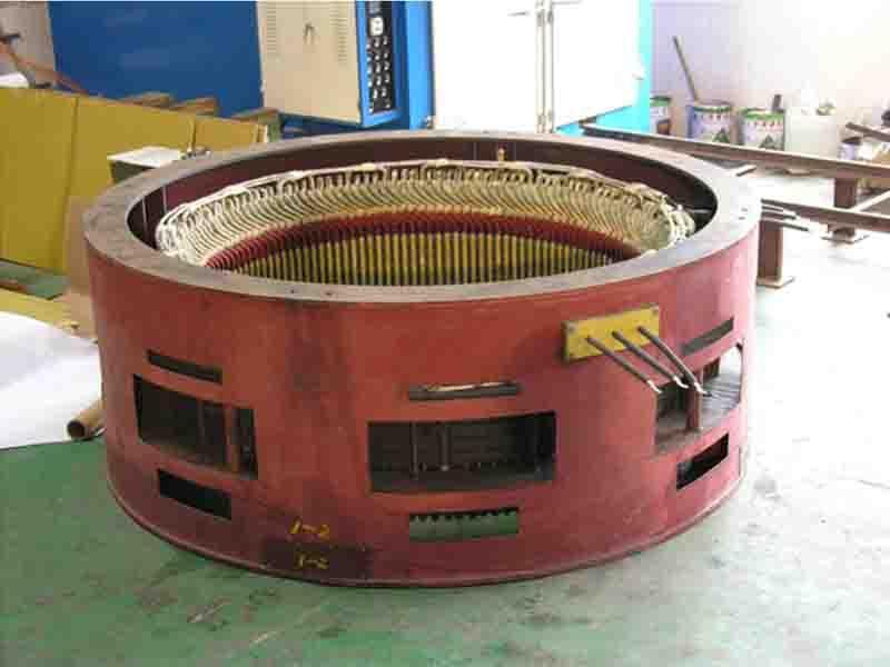 Generator Stator 2500kw
