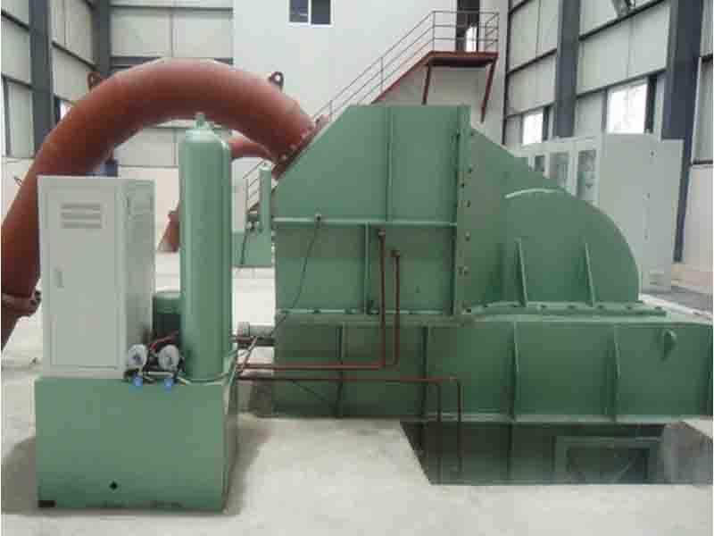 Generator Unit (4000KW) (SFW4000-6/1730)