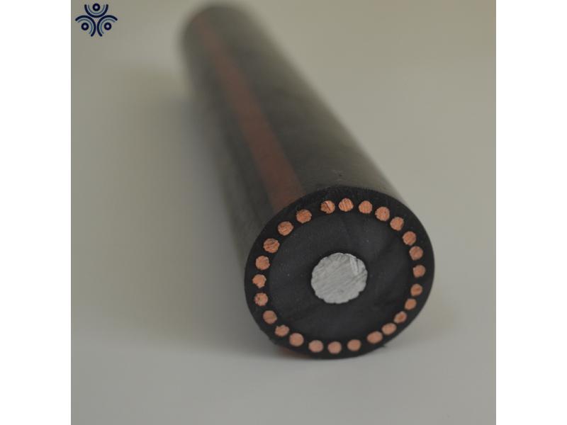 15KV 100% Neutral 133% Medium Voltage TR-XLPE Insulation 500MCM URD Cable