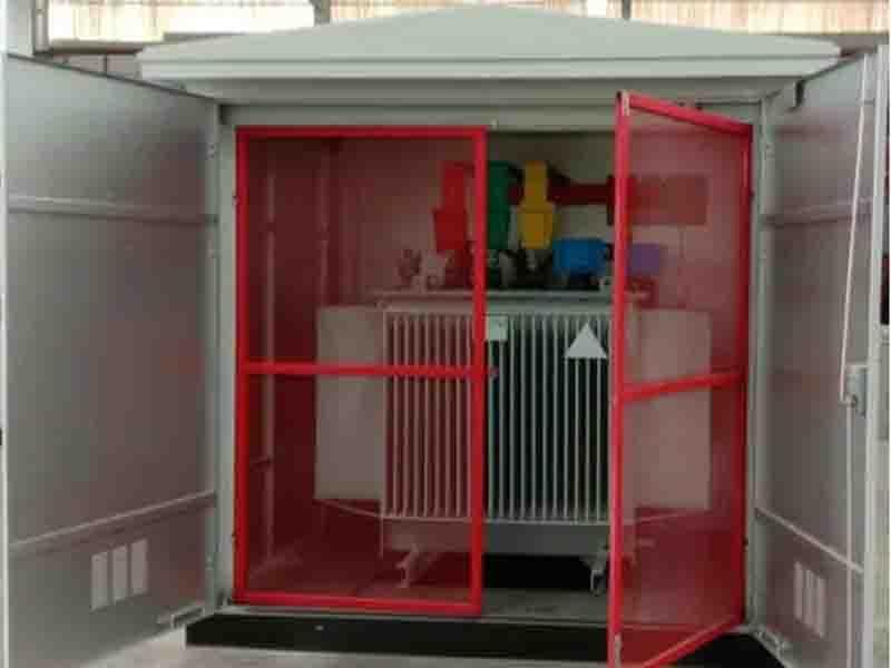 Prefabricated Substation