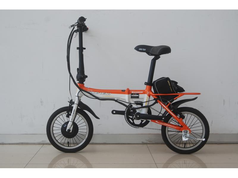 14'' Folding Ebike TDL1201Z