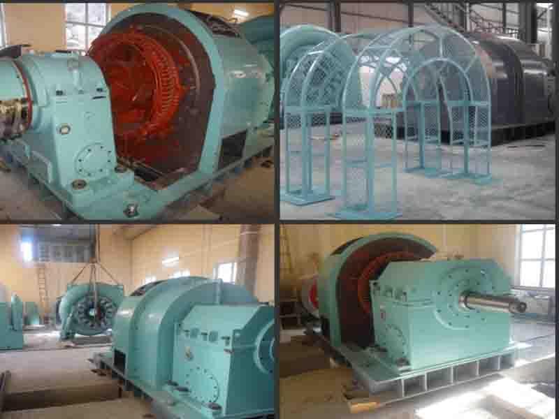 Hydro Power Generator Unit