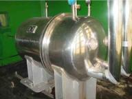 Vacuum Dryer for Herb Drying