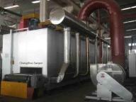 Belt Calciner for Preformed Catalyst