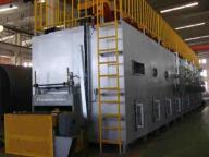 High Temperature Belt Dryer for Metal Parts
