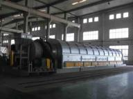 Calciner for Drying Magnesium Carbonate