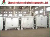 CE ISO ASME Certificated Vacuum Dryer for Pharma Chemical