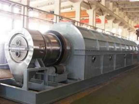 Drum Dryer for Drying Ammonium Nitrate