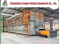 CE ISO Certificated High Temperature Belt Dryer for Catalyst