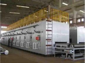 High Temperature Belt Dryer for Catalyst