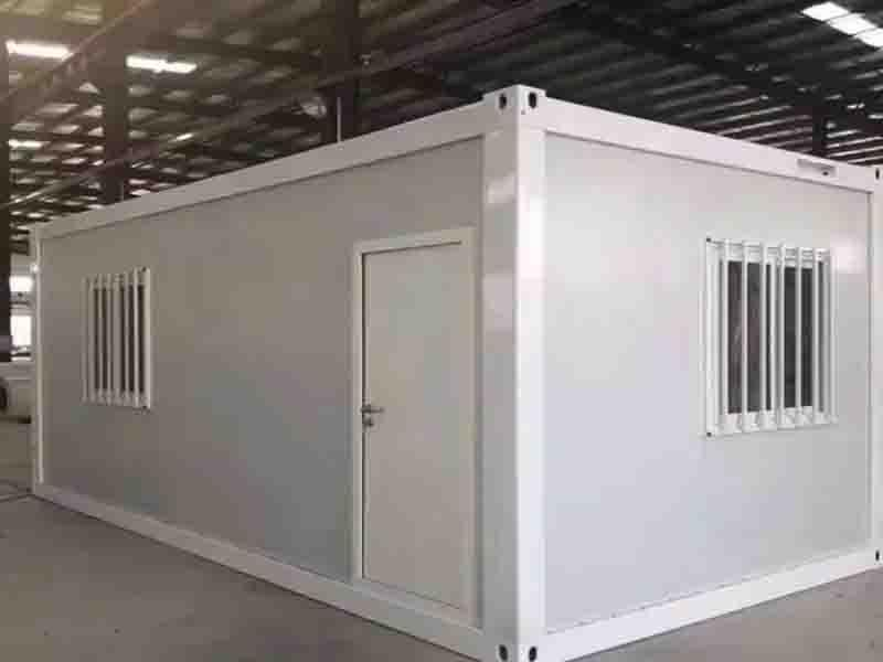 High Quality 20/40FT Container House Prefab House (Same As Wuhan Fire God Mountain Hospital)