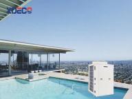 Air To Water Swimming Pool Heat Pump Water Heater