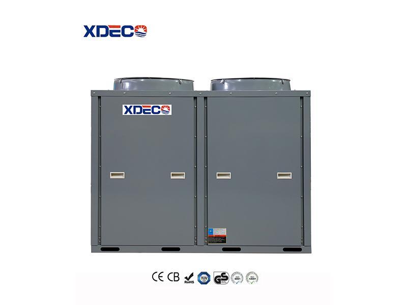 Low Temperature Air Source Evi Monoblock Water Heater Heat Pump