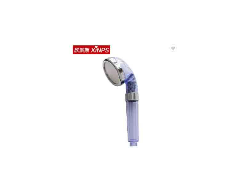 3 Functions Plastic Hand Shower Head with Filter Element