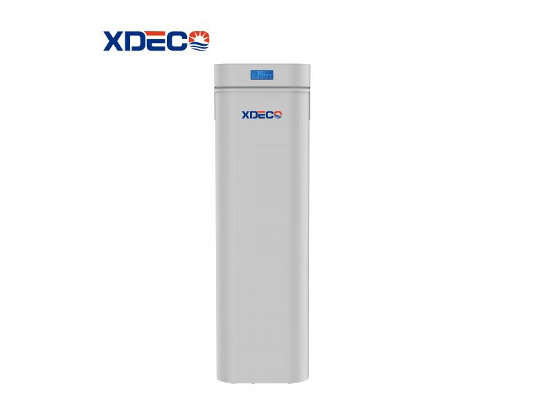 Hot Sale Enamel All in One Heat Pump Hot Water Heater