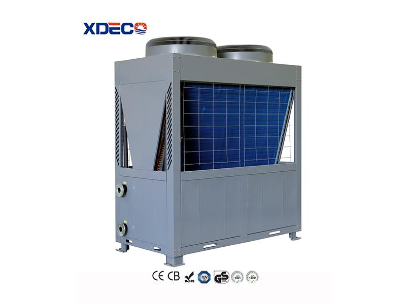 High Temperature 85 Degree Air To Water Heater Heat Pump