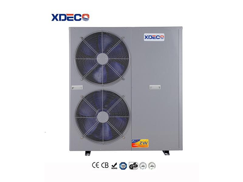 Commercial Air Source Heat Pump  for Dhw and Room Heating