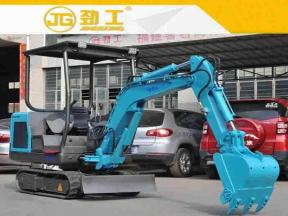 1.6 Ton Mini Excavator for Agriculture Use