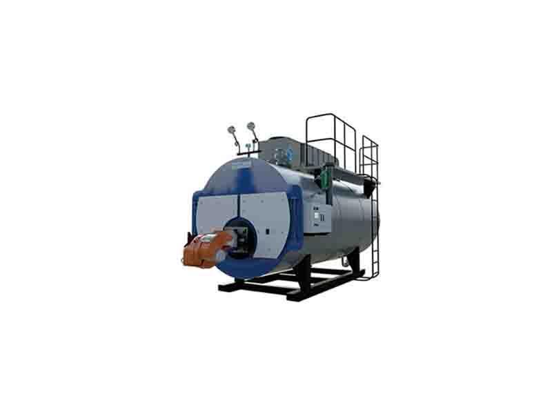 WNS Two Return Series Steam Boiler