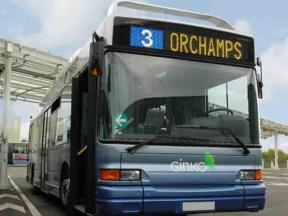 Bus LED Destination Sign