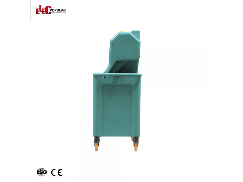 New LDPE Material 60L Handcart Portable Eyewash