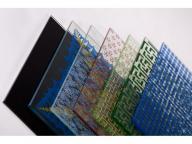 12mm Toughened Glass Door Slikscreen Printing Tempered Glass Door