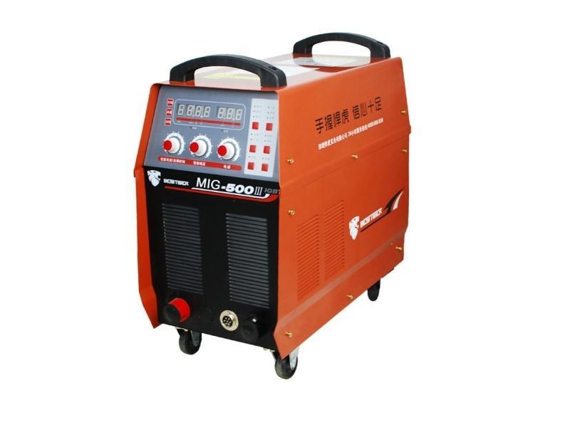 MIG-500III Digital Double Pulse Multi-function Aluminium Welding Machine MIG Welder