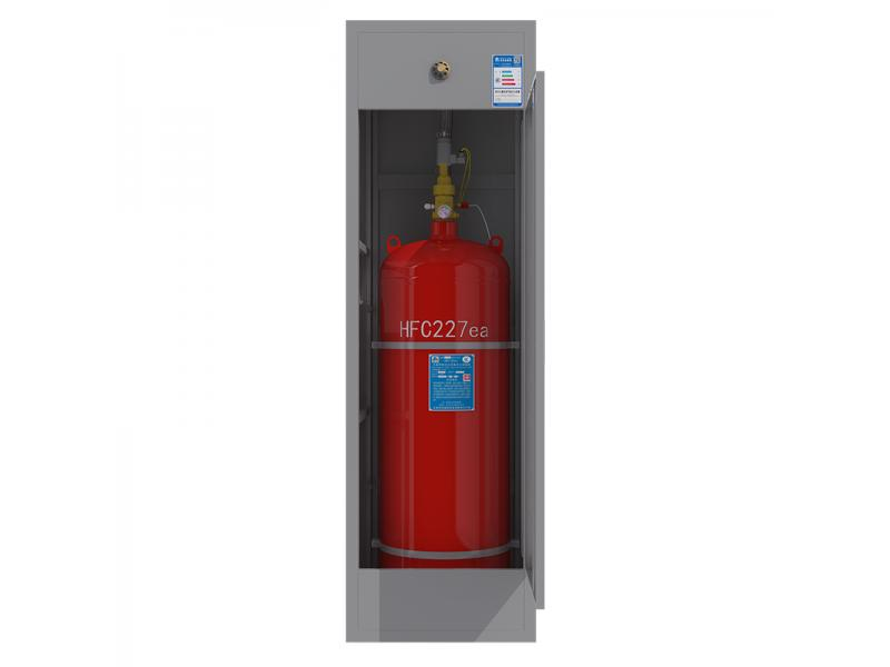 Automatic Hfc-227ea FM200 Fire Extinguishing Device Cabinet
