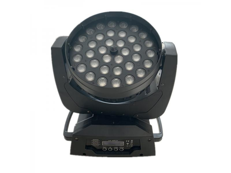 36pcsx10W 4 in 1 Rgbw LED Zoom Moving Head Light